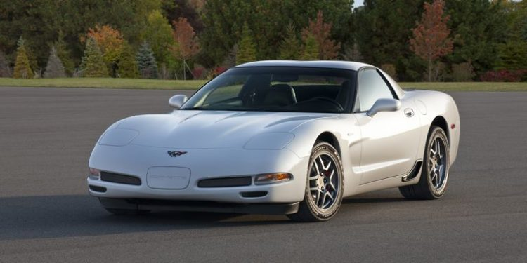 The History And Evolution Of The C5 Corvette