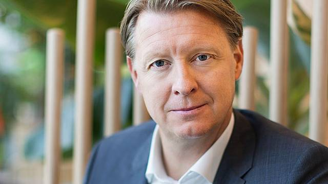 Image result for hans vestberg