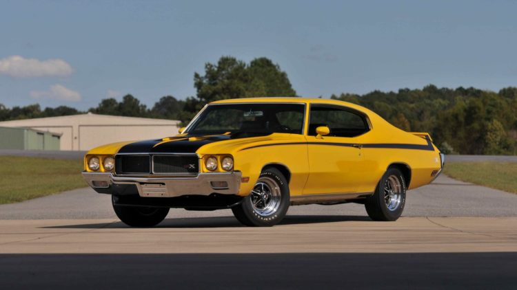 most rare classic muscle cars