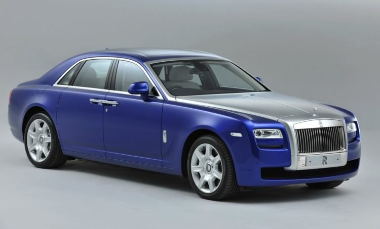 the history and evolution of the rolls royce ghost