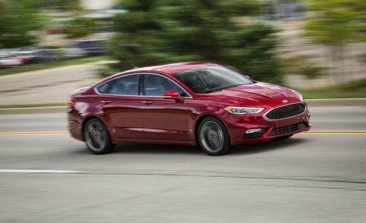 Ford S New Fusion Is A Midsize Sedan That Manufactured For 2018 In Choice Of Three Trim Levels The Awd Options Are Found Anium