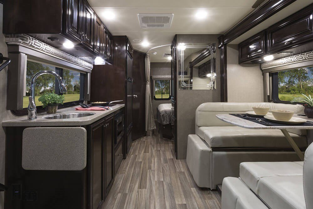 The Five Best Mercedes Rvs Of All Tim
