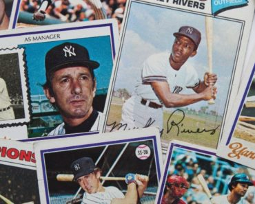How to Invest in Baseball Cards Like an All-Star