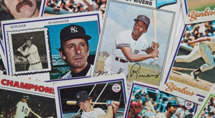 How To Invest In Baseball Cards Like An All Star