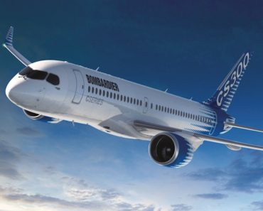 10 Things You Didn't Know about the Bombardier CS300