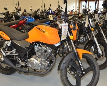 The Five Best Chinese Motorcycles on the Market Today