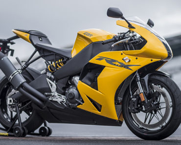 The Rise and Fall of EBR Motorcycles