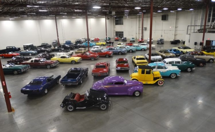 The Story Of How Gateway Classic Cars Became The Largest Dealer Of - Classic car company