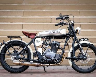 10 Things You Didn't Know about Janus Motorcycles