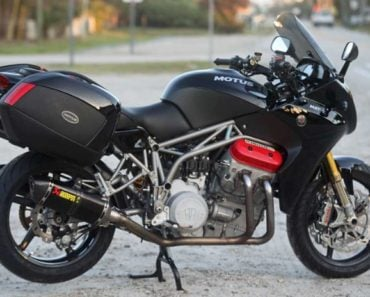 10 Things You Didn't Know about Motus Motorcycles