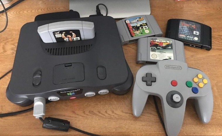 The Five Most Expensive N64 Games Of All Time