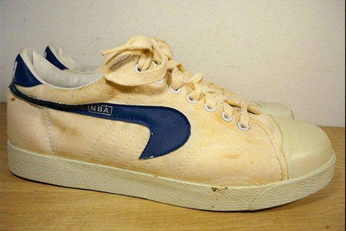 4f6ae15ddd69 This is a popular sneaker that was made during the 1980s. The NBA Choice of  the Pros sneaker is a brand that came and went. They went out of business  after ...
