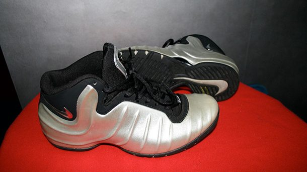 32e9edbf71c9 The Nike Foamposite One Sole Collector is a pair of white sneakers that was first  made and released in 1997. The design was considered to be a breakthrough  ...