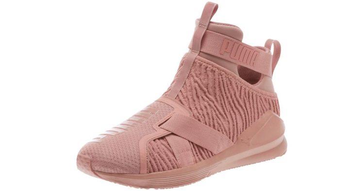 5160ca76645d01 4. Puma Fierce Strap Hyper Natured Textured Sneaker for Women