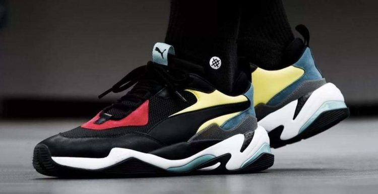Фото Пять самых дорогих кроссовок Puma на рынке