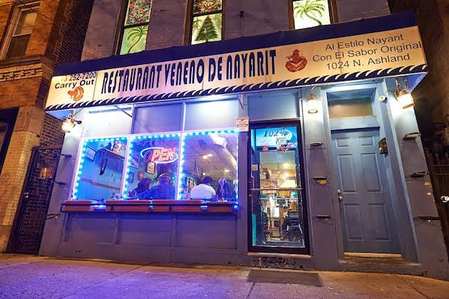 The Five Best Mexican Restaurants In Chicago
