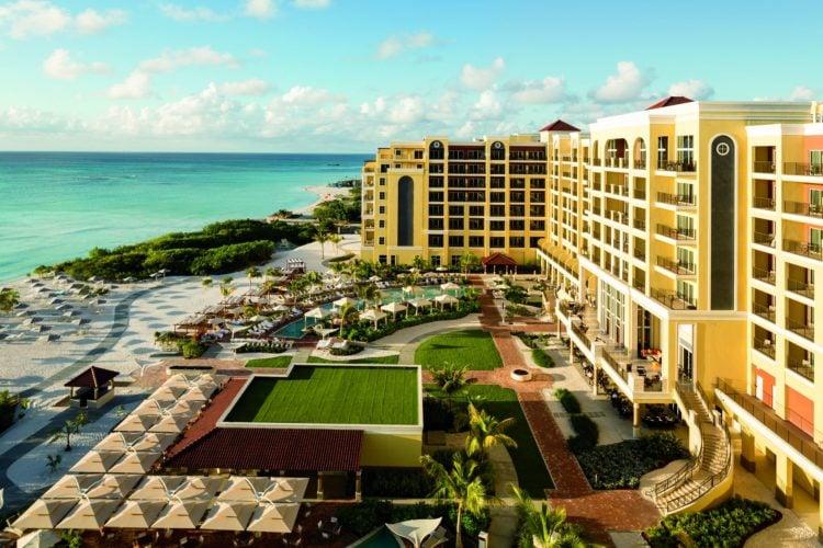 Ritz Carlton Hotel Aruba