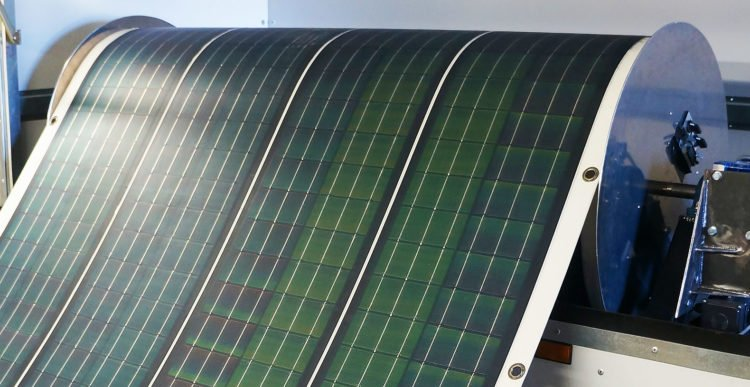 How Roll Up Solar Panels Could Change Powering The World