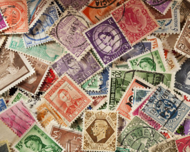 The Five Most Expensive Stamps of All-Time