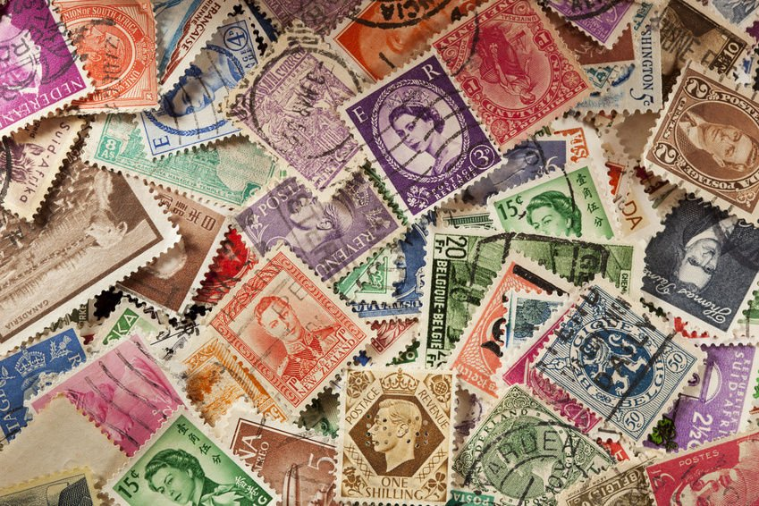 us postal service stamps price list