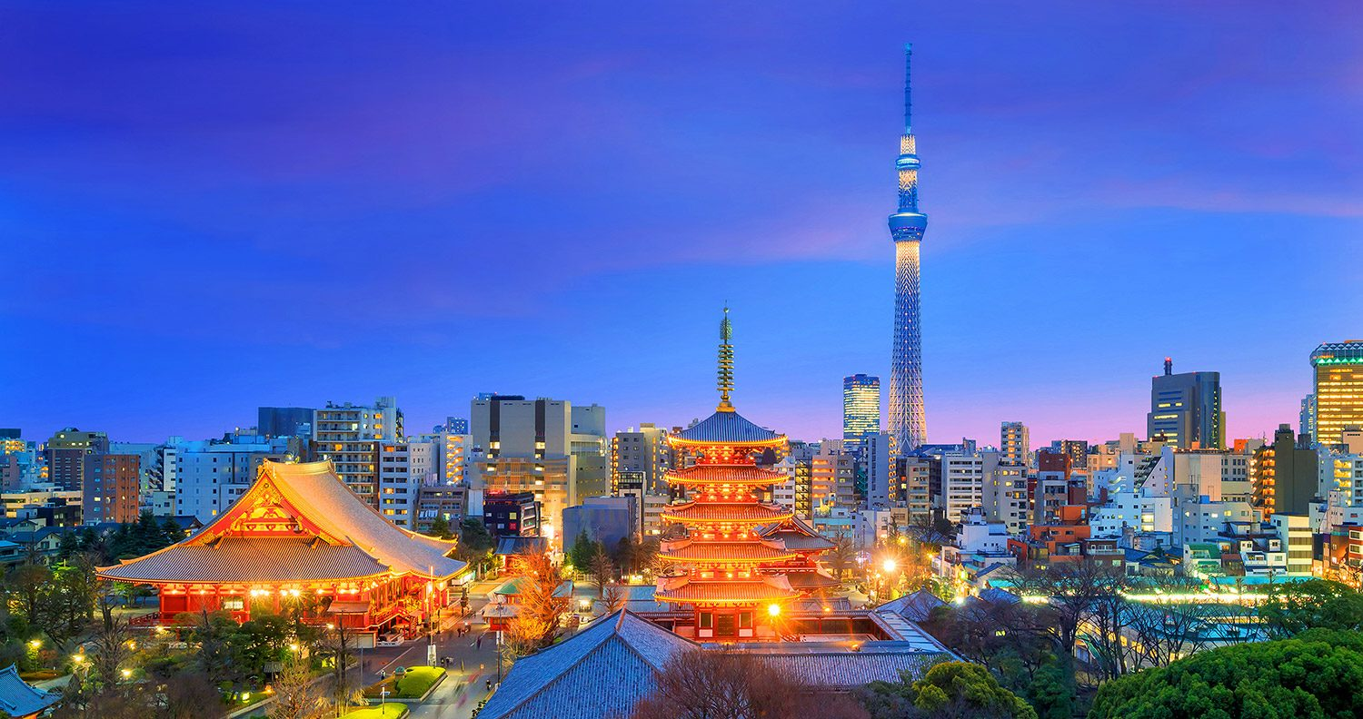 10 Things To Do In Tokyo For First Time Visitors