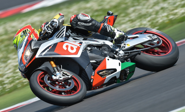 10 Things You Didn't Know About Aprilia Motorcycles