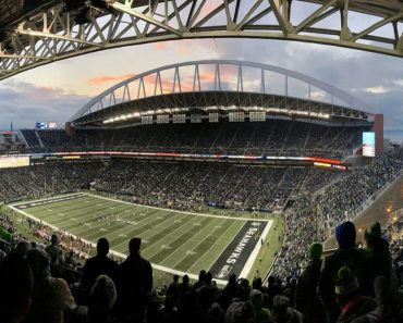 What's the Average Cost to Attend a Game at CenturyLink Field?