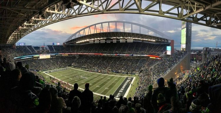 what s the average cost to attend a game at centurylink field
