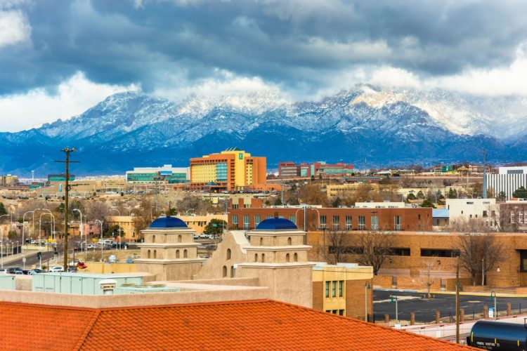 What is the time in albuquerque new mexico