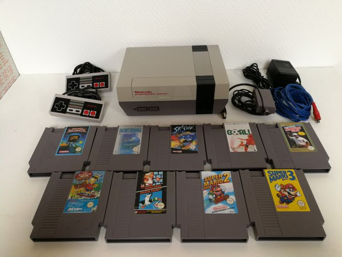 the five most expensive nes games of all time money inc