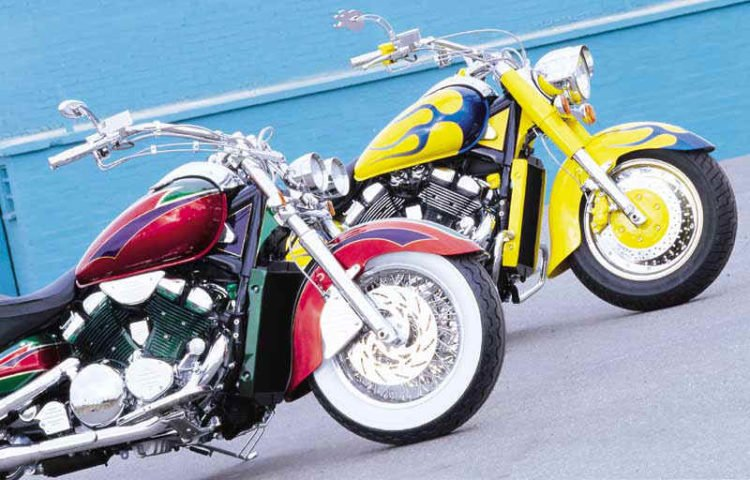 The Rise and Fall of Yamaha's 'Star Motorcycles'