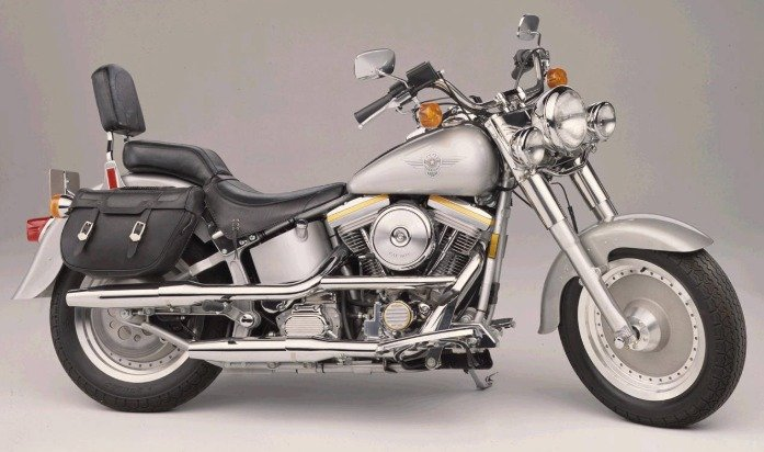 The Five Best Harley Davidson Models of the 90s