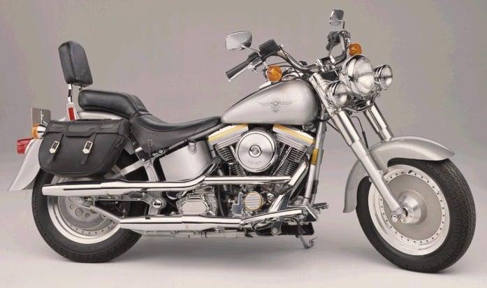 The Five Best Harley Davidson Models Of 90s