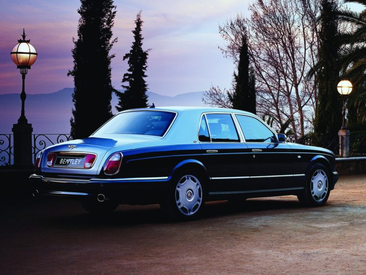 The History And Evolution Of The Bentley Arnage