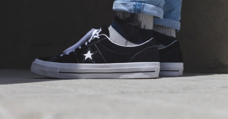98ba41034434 Converse One Star Vintage Suede Low-top Sneaker. Converse has been around  for a long time so it would only make sense that they would design a vintage  shoe ...