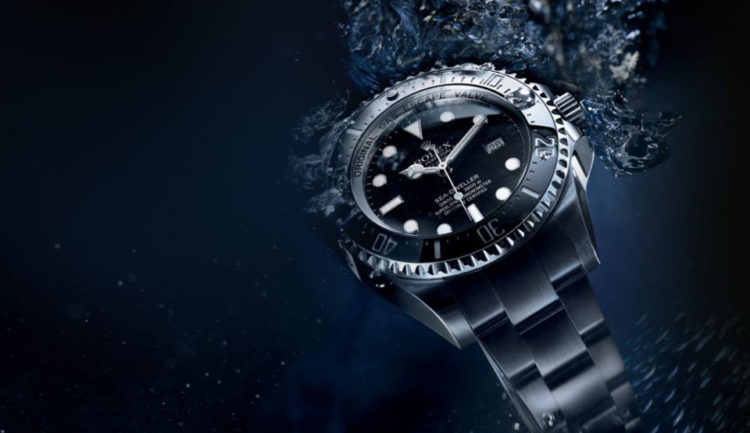 The five best waterproof watches for under 100 for Under water watches