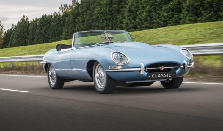 The History And Evolution Of The Jaguar E Type