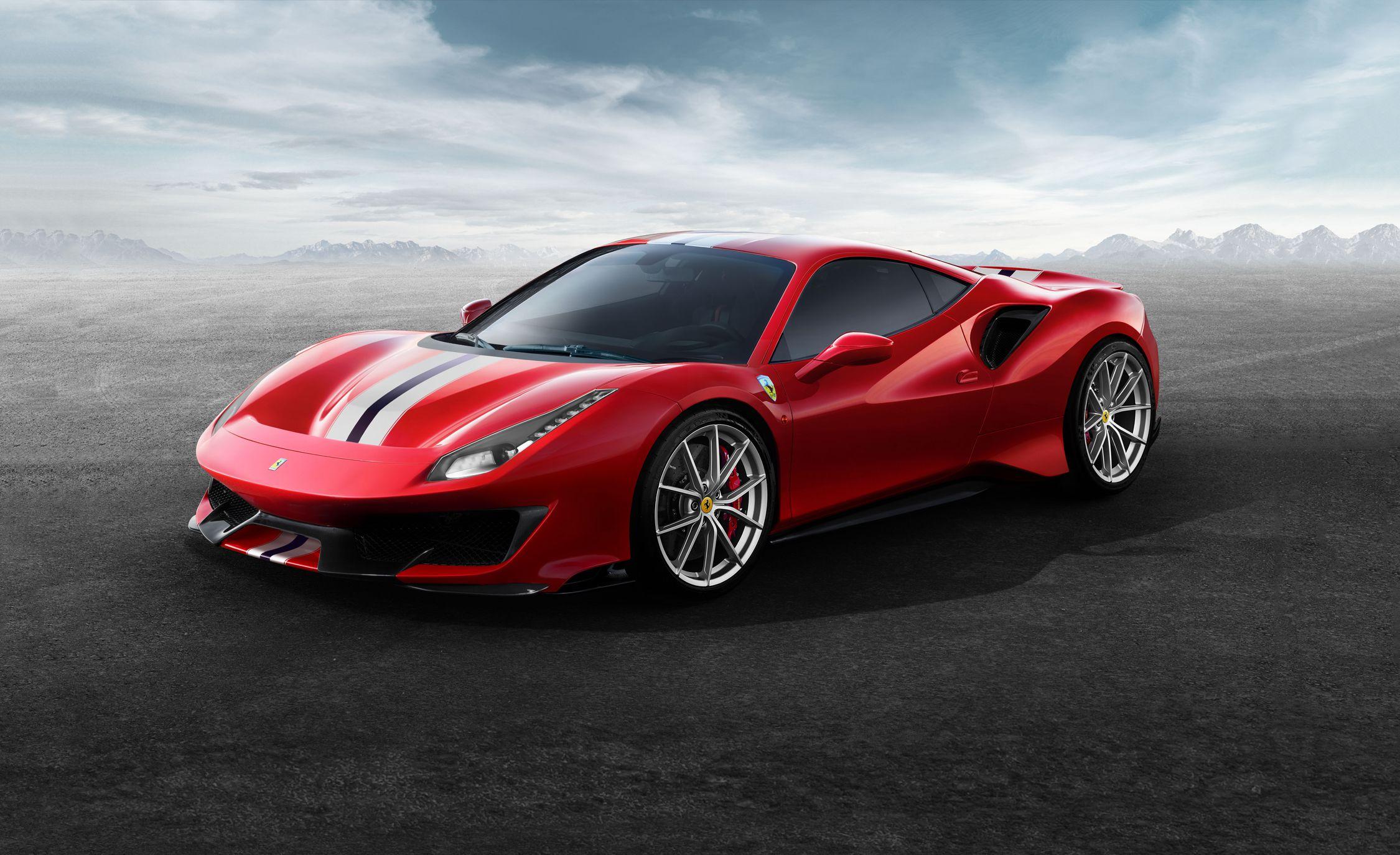 The Top 20 Ferrari Models Of All Time Moneyinc Com >> The History And Evolution Of The Ferrari 488