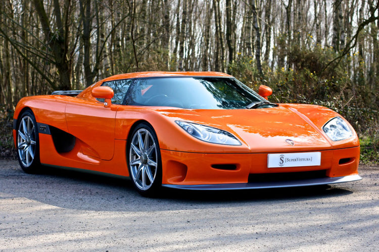 10 Things You Didn't Know About The Koenigsegg CCR