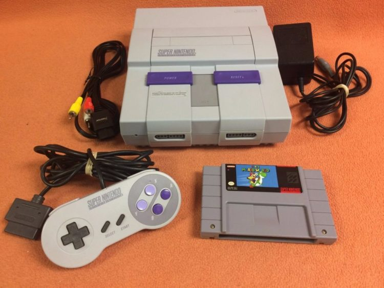The Five Most Expensive SNES Games of All-Time