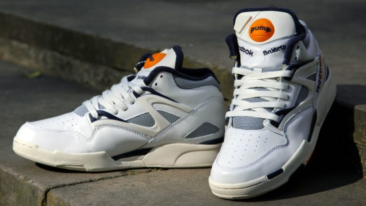 10cf49172628 Reebok Pump is a type of shoe that was originally released by the brand  near the end of 1989. This model became popular with fans of the brand as  the first ...
