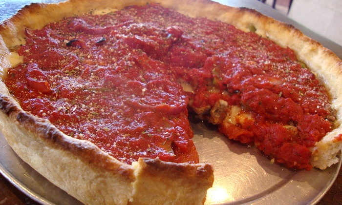 The Five Best Places To Get Pizza In San Antonio Tx