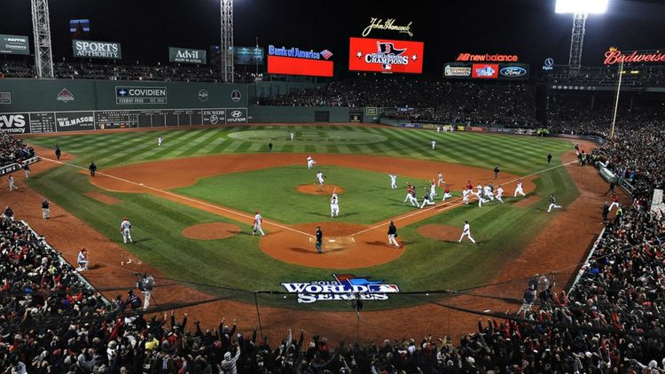 The Average Cost to Attend a Boston Red Sox Game