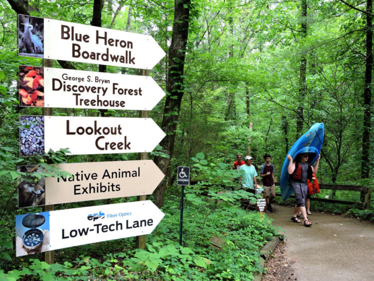 Garden Walk Chattanooga: 10 Things To Do In Chattanooga, TN For First Time Visitors