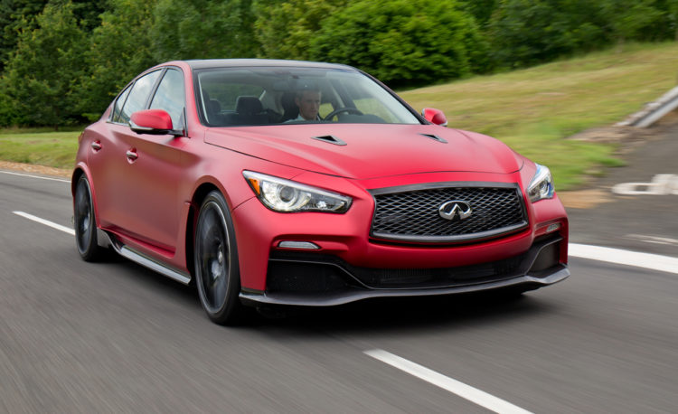 The History And Evolution Of The Infiniti Q50