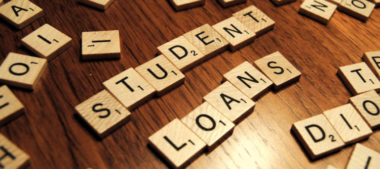 can you pay off student loans with a credit card