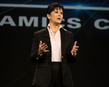 10 Things You Didn't Know about General Dynamics CEO Phebe Novakovic