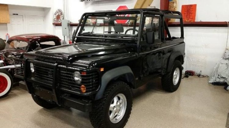 The History and Evolution of the Land Rover Defender