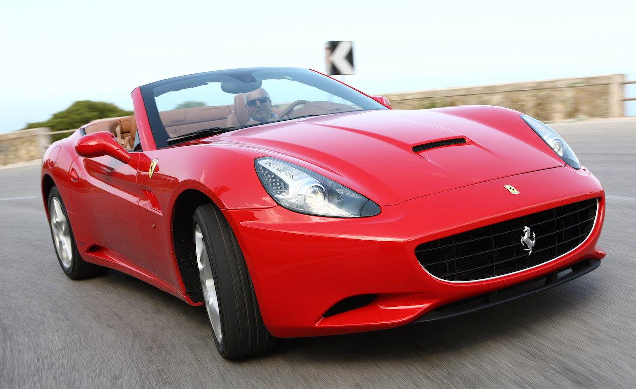 The History and Evolution of the Ferrari California