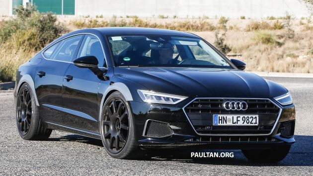 The History And Evolution Of The Audi Rs7
